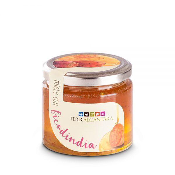 Miele con fico d'India