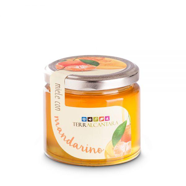 Miele con mandarino