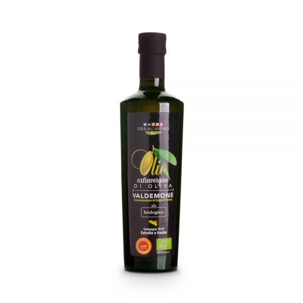 Olio Extravergine di oliva DOP Valdemone